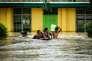 Inondations sur l'île de Mindanao (Philippines), le 23 décembre.