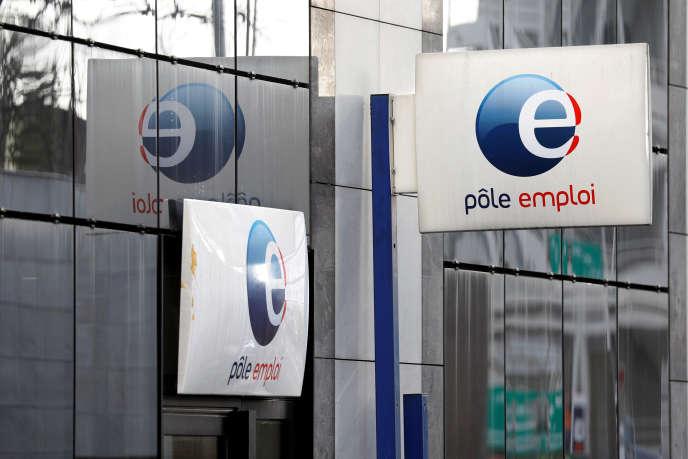 L'agence Pôle emploi de Fontenay-sous-Bois (Val-de-Marne), le 28 novembre.