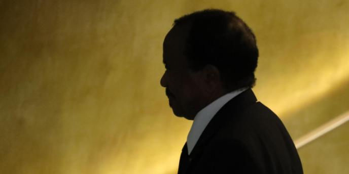 Le président du Cameroun, Paul Biya, le 22 septembre 2016 à New York.