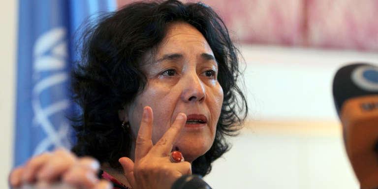Leila Zerrougui nommée à la tête de la Monusco