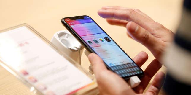 Apple: les performances commerciales de l'iPhone X font tousser les marchés