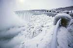 Les chutes du Niagara, le 29 décembre 2017.