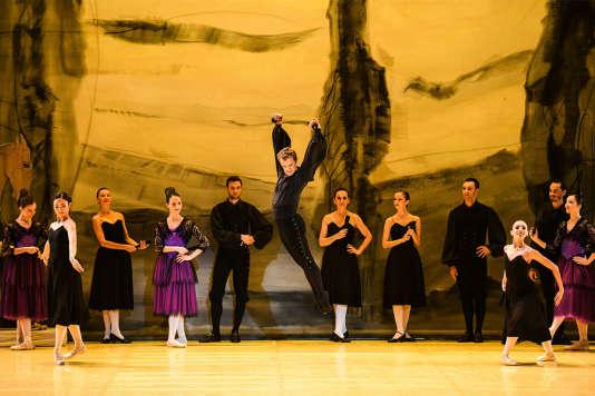 Don Quichotte,de Charles Jude, au Grand Théâtre de Bordeaux, Bordeaux jusqu'au 31décembre.