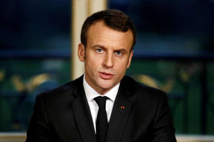 Le 17 décembre sur France 2, M. Macron a rappelé qu'il souhaitait fermer durant ce quinquennat toutes les centrales thermiques et à charbon.
