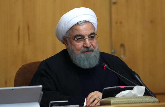 Le président Hassan Rohani s'exprimait pour la première fois depuis le début des violences.