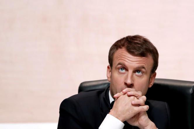 « Les gestes en faveur du monde de la finance conventionnelle se sont multipliés depuis l'élection d'Emmanuel Macron à la présidence de la République» (Emmanuel Macron lors du One Planet Summit le 12 décembre 2017).