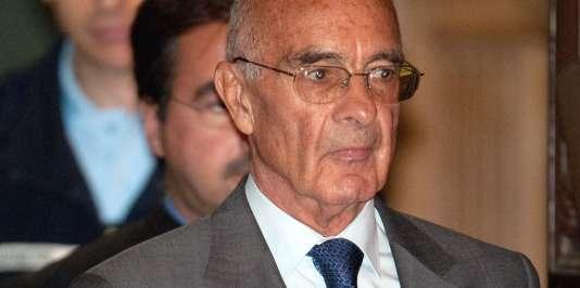 Le général Philippe Rondot, en octobre 2009.