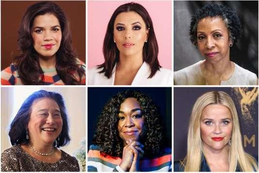 Le projet«Time'sup» rassemble trois cents femmes d'influence de la sphère culturelle et médiatique aux Etats-Unis.