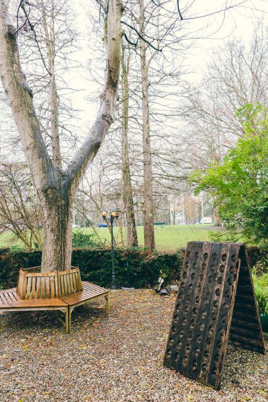 Traverser ce jolie parc permet d'accéder à l'auberge T'Bagientje et ses mets roboratifs.