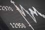 Tableau montrant l'évolution de l'indice Dax, à la Bourse de Francfort, le 29 décembre.