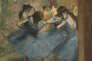 «Danseuses bleues», vers 1893. Edgar Degas (1834-1917).