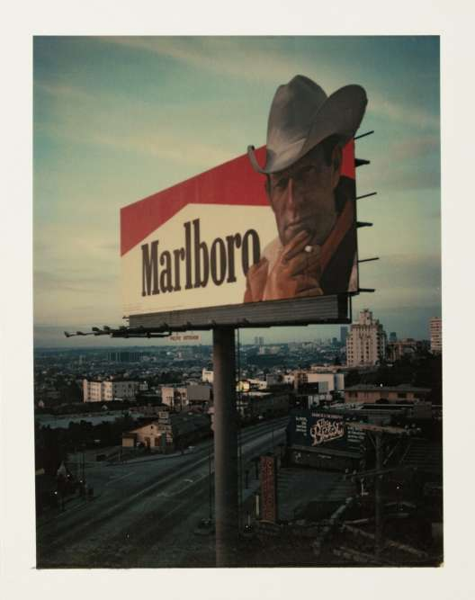 « Dead Man Smoking», 1977.