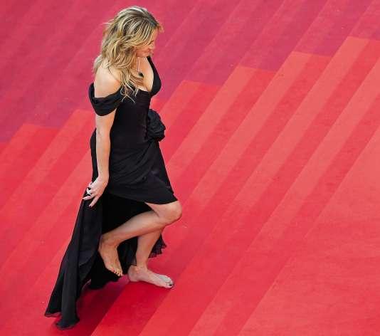 Julia Roberts au Festival de Cannes, en 2016.