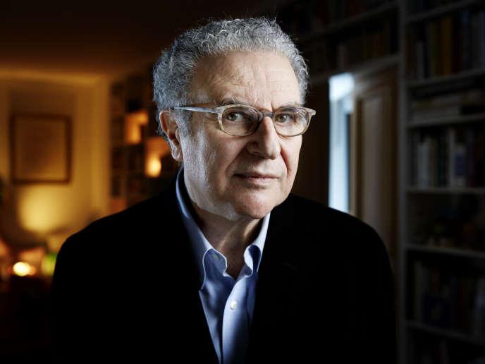 Serge Toubiana, en 2018.