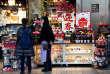A Tokyo, le 26 décembre 2017. En novembre, la consommation des ménages japonais a bondi de 1,7 %.