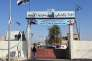 Le poste-frontière de Qaa, entre Syrie et Liban, le 14 décembre 2017.