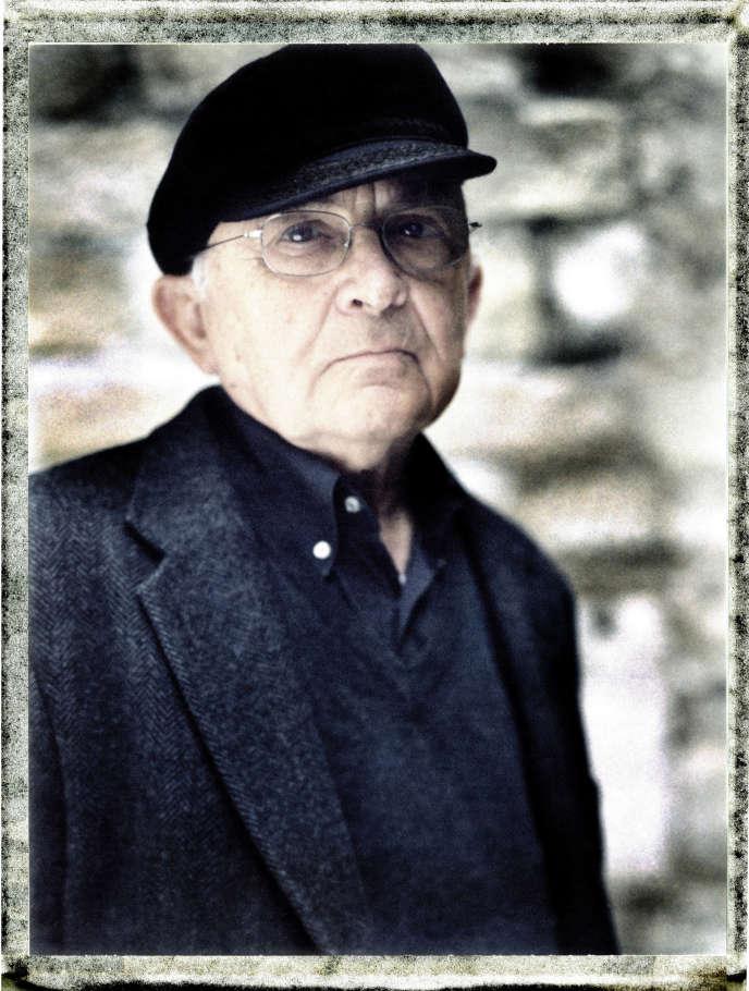 Aharon Appelfeld, en 2004 à Paris.