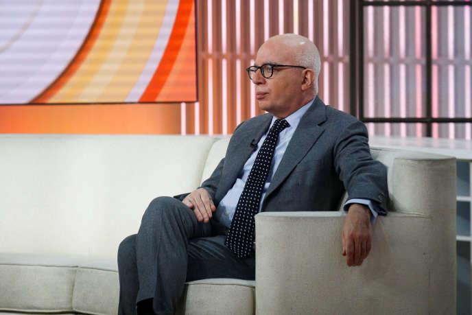 Michael Wolff, invité du«Today Show» de NBC, vendredi 5janvier.