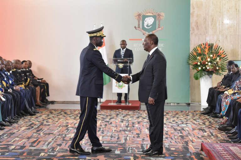 Côte d'Ivoire : 230 militaires et gendarmes rayés des effectifs de l'armée (Officiel)