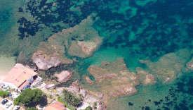 Cargèse a un charme fou et de magnifiques plages.