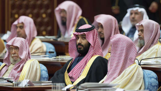 Le prince saoudien Mohammed Ben Salman le 13 décembre 2017, à Riyad.