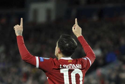 Philippe Coutinho remercie les cieux pour son transfert.