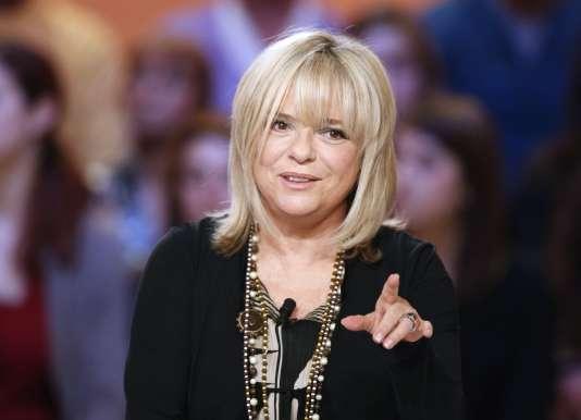 France Gall en 2012 sur Canal +.
