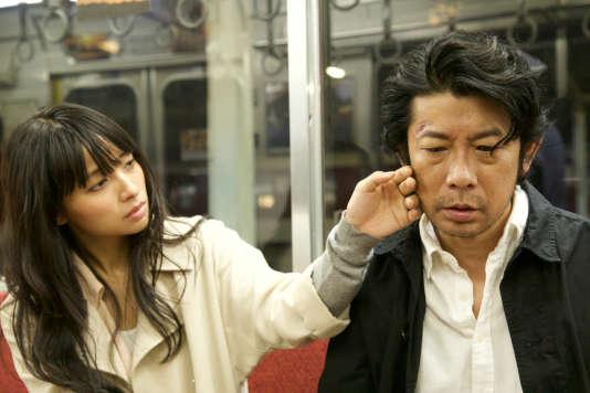 yame Misaki et Masatoshi Nagase dans« Vers la lumière »de Naomi Kawase.