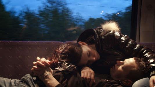 Belinda et Thierry dans«Belinda», de Marie Dumora.