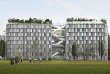 La future Fondation de Chine a été conçue par les architectes urbanistes de l'Atelier FCJZ Coldefy & Associés.