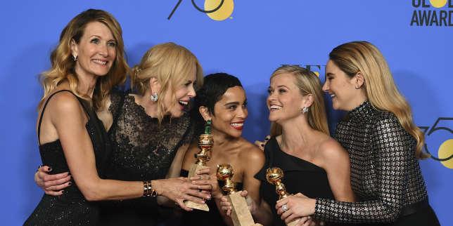 Des Golden Globes dominés par les femmes