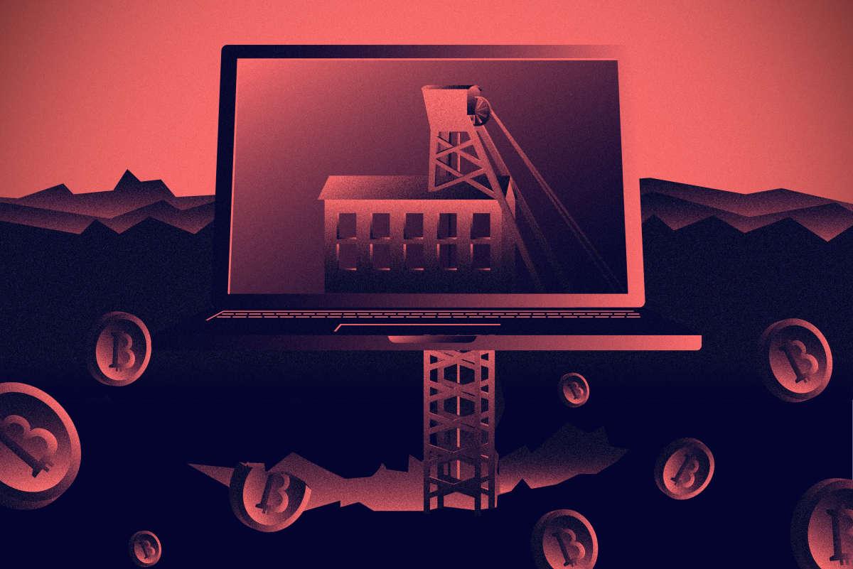 fabriquer un dos num rique Les monnaies numériques, comme le bitcoin, sont « minées » par des  ordinateurs.