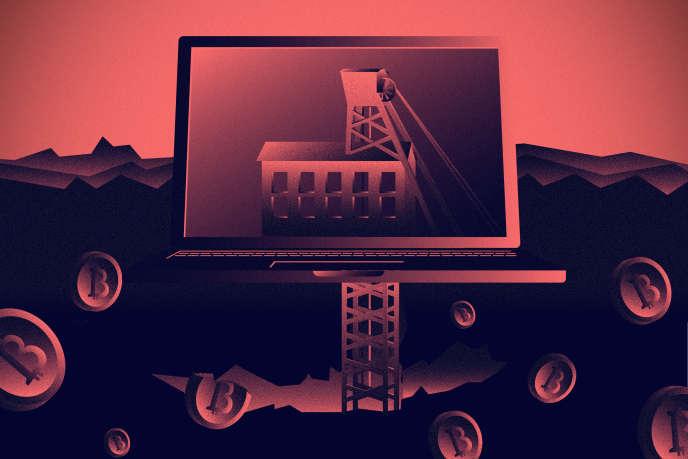 Les serveurs du constructeur automobile étaient utilisés pour fabriquer de la monnaie virtuelle.