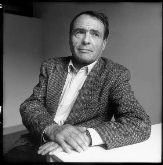 Pierre Bourdieu en 1991.