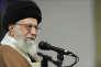 Le Guide suprême iranien, Ali Khamenei, le 9 janvier 2018 à Téhéran.