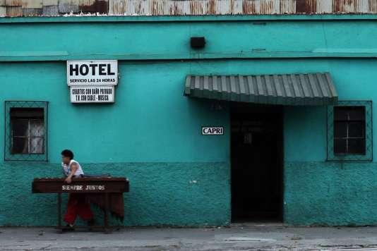 «Las marimbas del infierno», deJulio Hernandez Cordon.