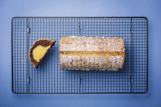 Gâteau alsacien aux amandes : la recette de Déborah Pham