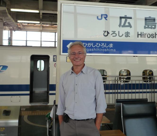 A Hiroshima, 21 septembre 2012