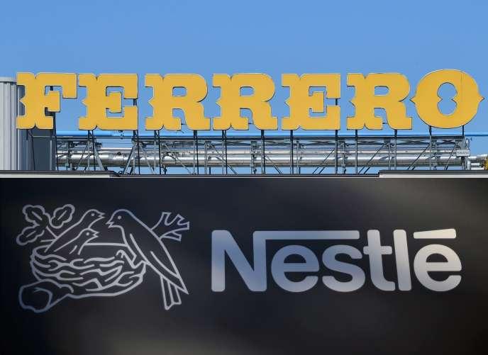L'italien Ferrero rachète l'activité confiserie américaine du groupe suisse Nestlé pour2,5 milliards d'euros.