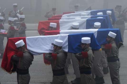 Mort de six légionnaires en 2016 : une information judiciaire ouverte