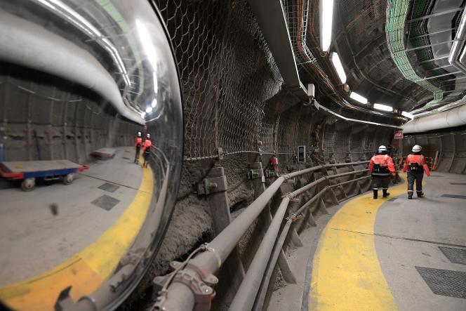 Dans le sous-sol de Bure (Meuse), doivent être enfouis, à 500 mètres de profondeur, les déchets nucléaires français les plus dangereux.