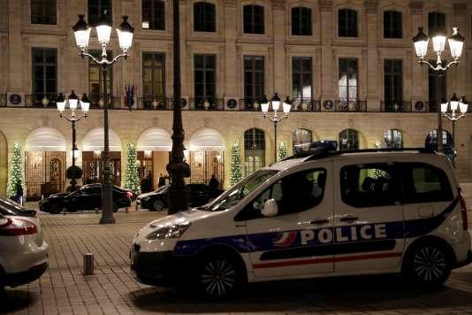 Montant du butin des malfaiteurs : «Plus de 4millions d'euros», selon une source judiciaire.