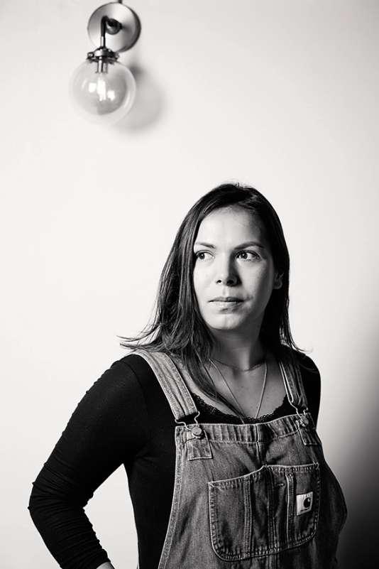 Déborah Pham, journaliste et fan de cuisine.