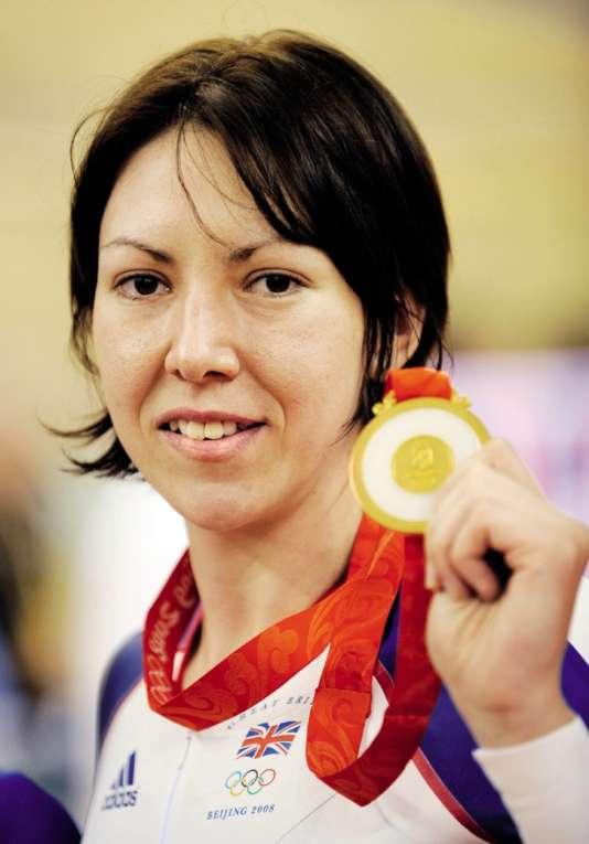 Championne d'aviron, Rebecca Romero a ensuite décroché l'or olympique et un titre mondial en cyclisme sur piste.