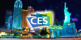 Le CES vient d'ouvrir ses portes à Las Vegas au Nevada. C'est le plus grand salon d'électronique grand public au monde.