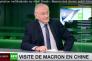 Jacques Cheminade, président du parti Solidarité et progrès et ancien candidat à l'élection présidentielle, est invité sur le plateau de RT France.