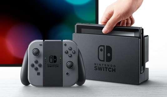 Avec sa Switch, Nintendo réalise en 2017 un démarrage historique.
