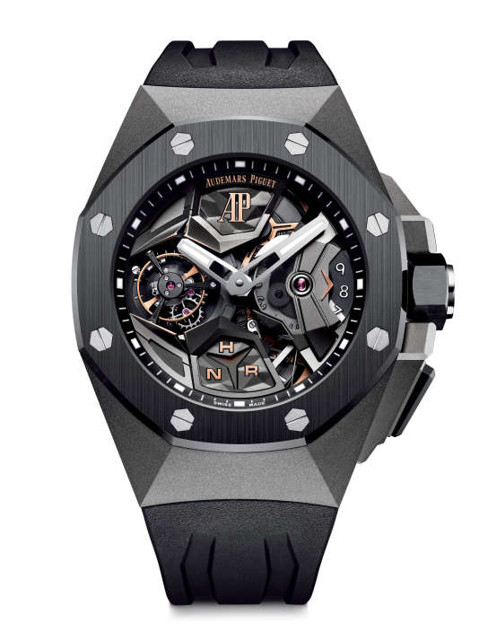 Audemars Piguet Royal Oak Concept Tourbillon Volant GMT.