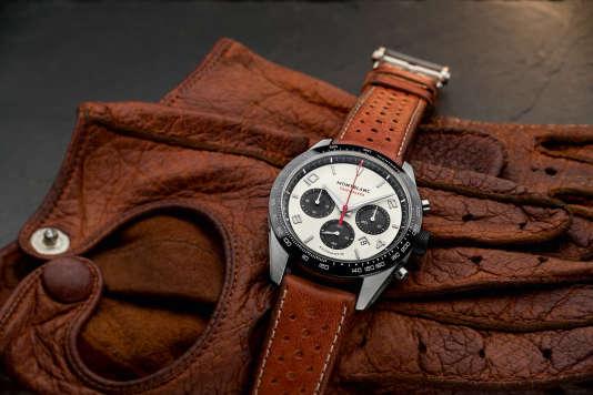 Montblanc TimeWalker Manufacture Chronograph.