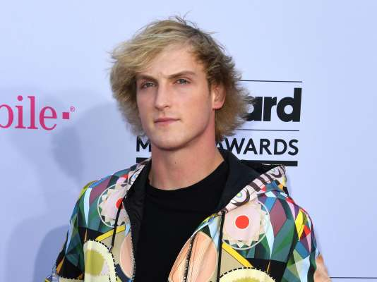 Logan Paul lors des Billboard Music Awards en mai 2017.